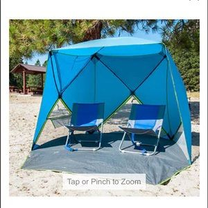 Old Bahama Bay 4 Pop-Up Shelter
